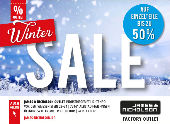 James & Nicholson Outlet in Albstadt