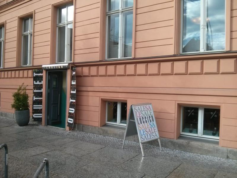 Luccico Outlet Berlin-Mitte