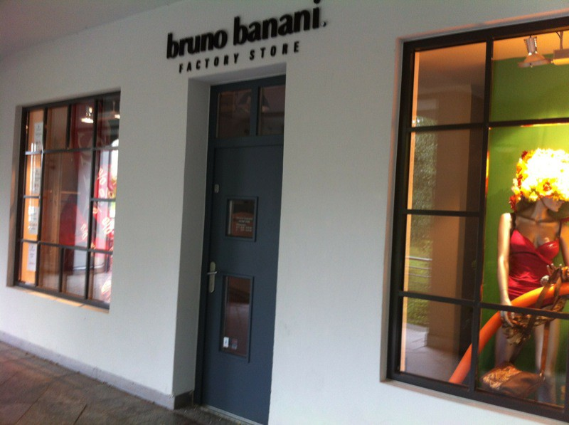 Bruno Banani Outlet Chemnitz - Schnäppchen for everybody