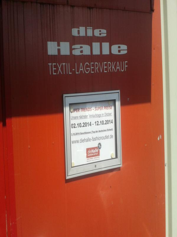 You are currently viewing Die Halle Fashion Outlet Neuss
