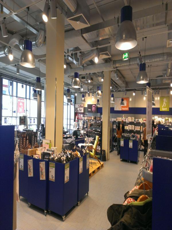 Tchibo Restposten Verkauf Outlet  Leipzig