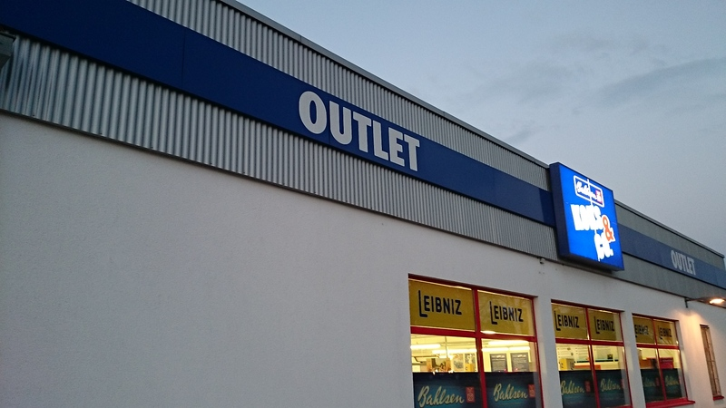 Bahlsen Outlet  Celle