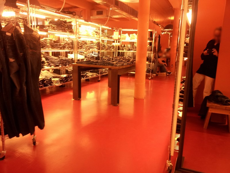Replay Factory Outlet Duisburg