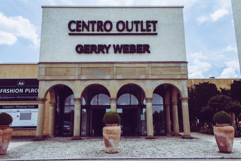 Gerry Weber Factory Outlet Herrieden