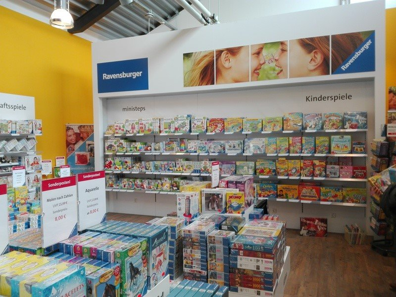 Ravensburger Outlet  Geislingen