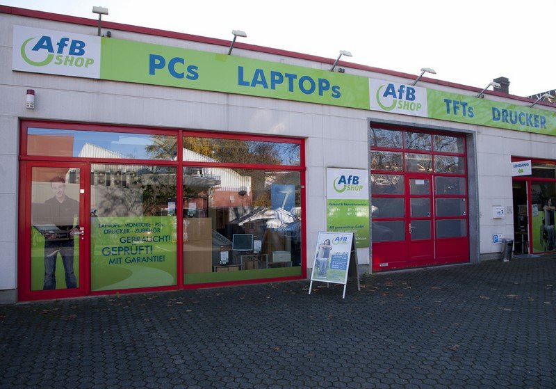 AFB Computer Outlet  Köln