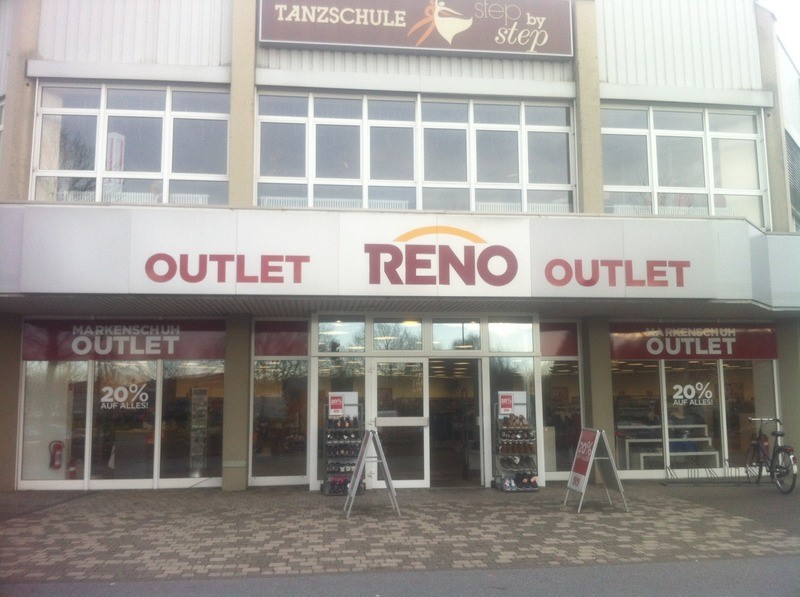 new product 2e30d 1ff93 Reno Outlet Gütersloh – Schnäppchen-Schuhe in Gütersloh ...
