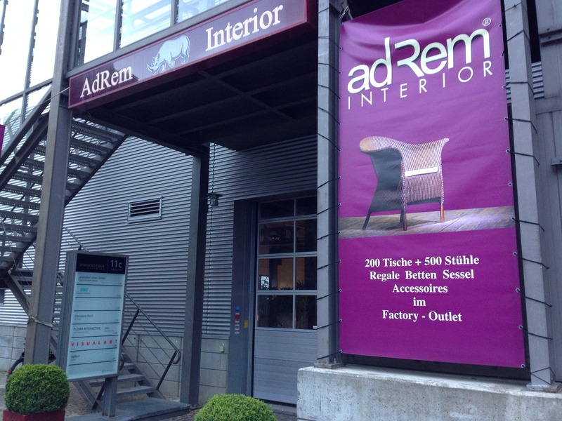 AdRem Interior Outlet Hamburg