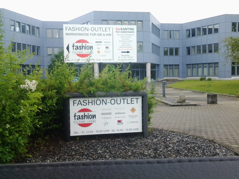 You are currently viewing Fashion Factory Store Münster