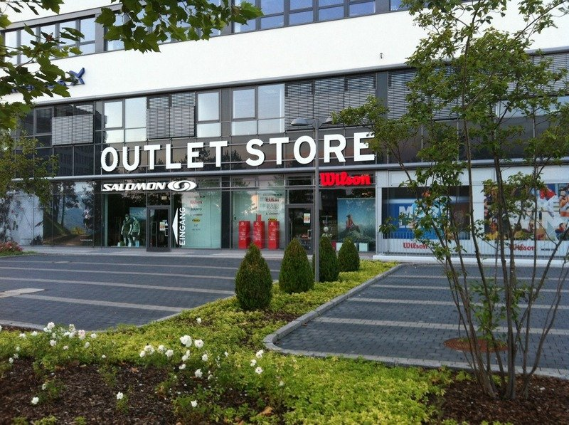 separation shoes 672ac 433f5 Amer Outlet Store Garching — factory-outlets.org