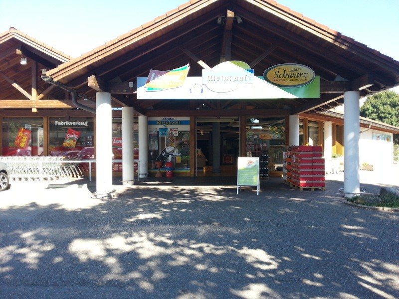 Lorenz Snackworld in Lindau - knabbern am Bodensee