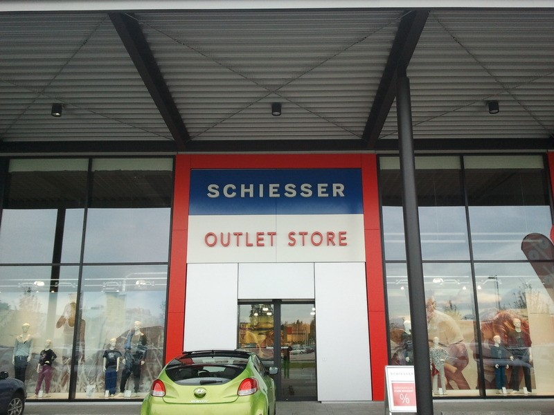 Schiesser Outlet  Brunnthal