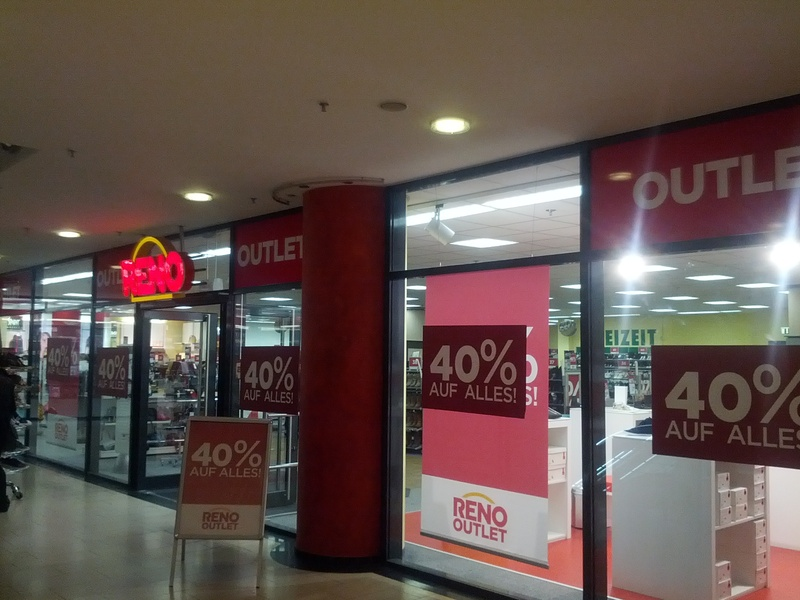 Reno Outlet Wuppertal