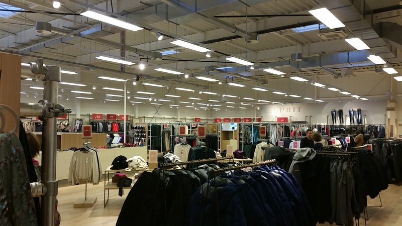 Esprit Outlet in Mühlheim