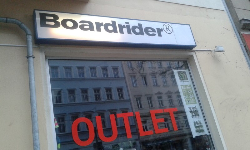 Boardrider Outlet  Berlin