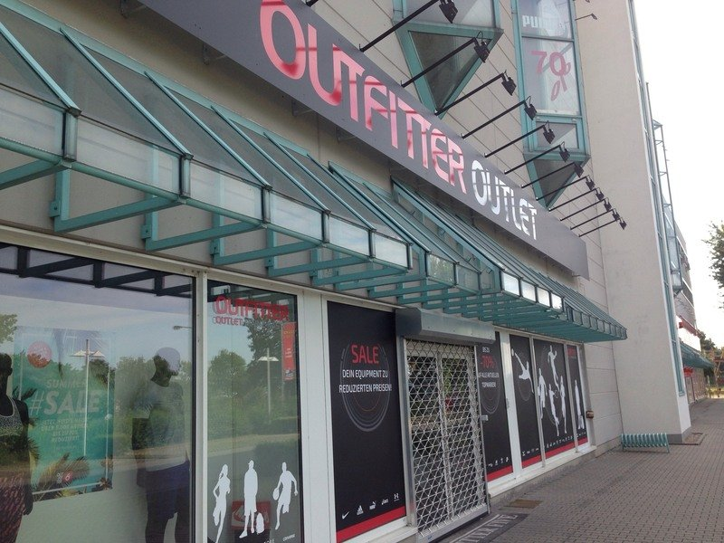 Outfitter Outlet  Wiesbaden