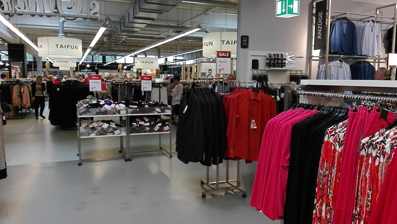 You are currently viewing Gerry Weber Outlet Halle im Ravenna Park – Eine Institution!