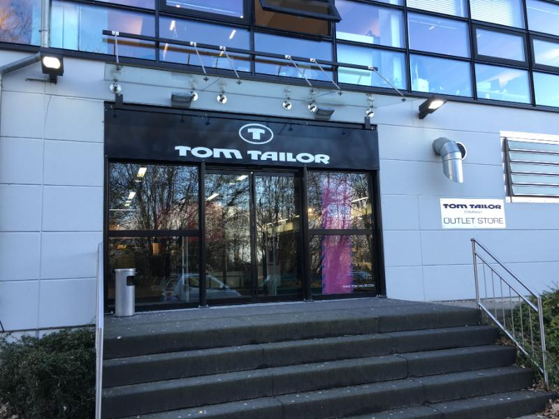 new images of cheap sale good Tom Tailor Outlet Hamburg-Niendorf — factory-outlets.org