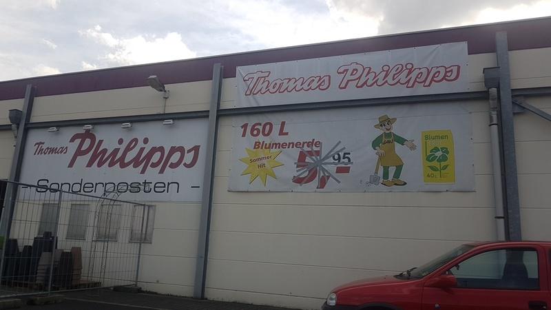 Thomas Philipps Sonderpostenverkauf Outlet  Sinzig