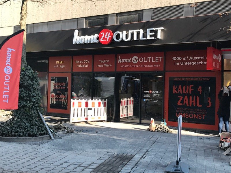 Home24 Outlet Bottrop Factory Outletsorg