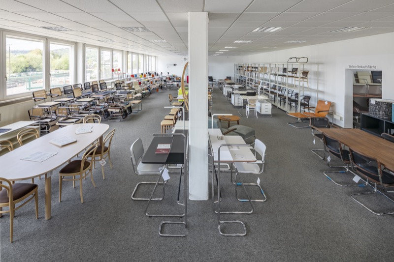 Thonet Factory Outlet Frankenberg