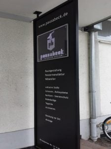Pausabeck Stoff Outlet Metzingen