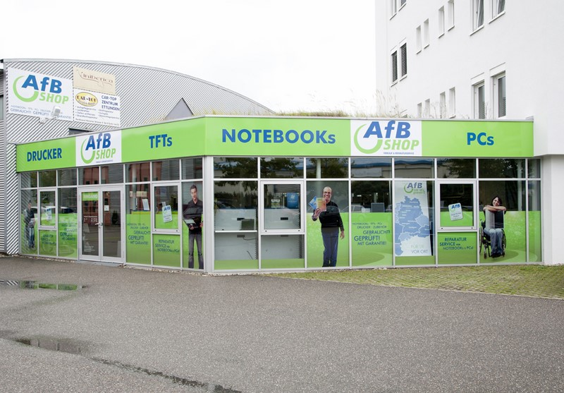 AFB Computer Outlet  Ettlingen