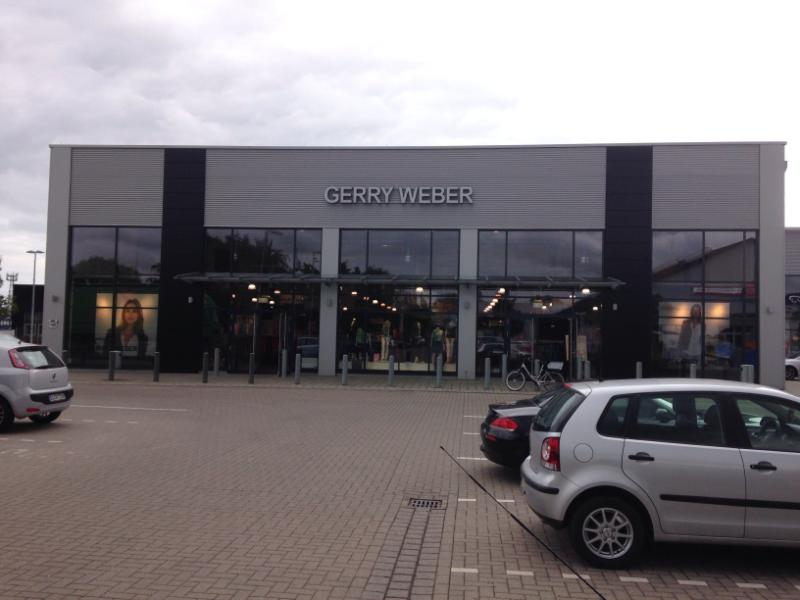 Gerry Weber Outlet in Stuhr bei Bremen – Ochtumpark