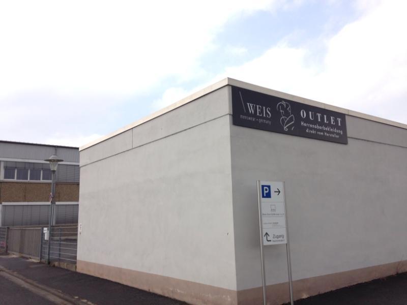 WEIS Fabrikverkauf Aschaffenburg